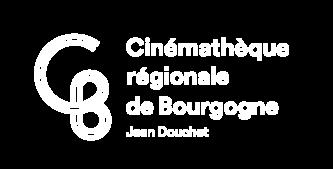 Cinémathèque de Bourgogne – Jean douchet Logo
